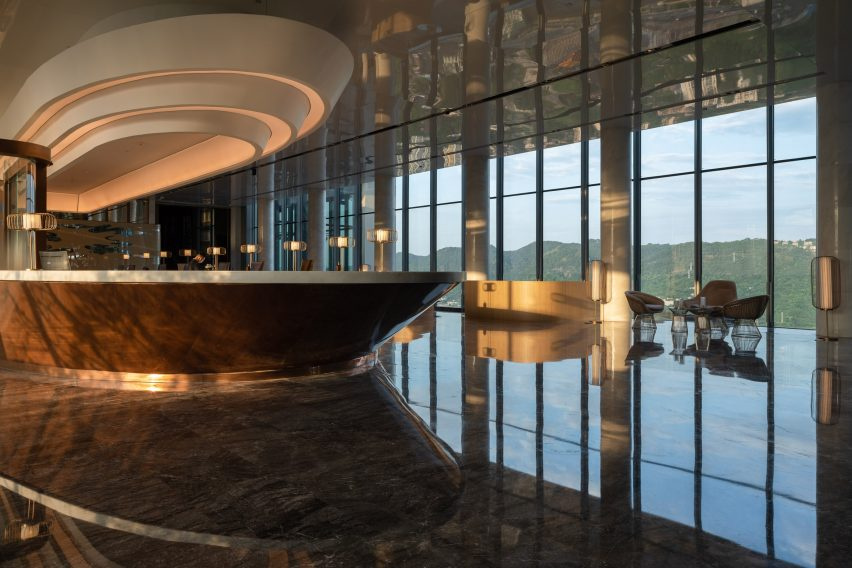 CL3 представляет интерьер Intercontinental Chongqing Raffles City, фото 2