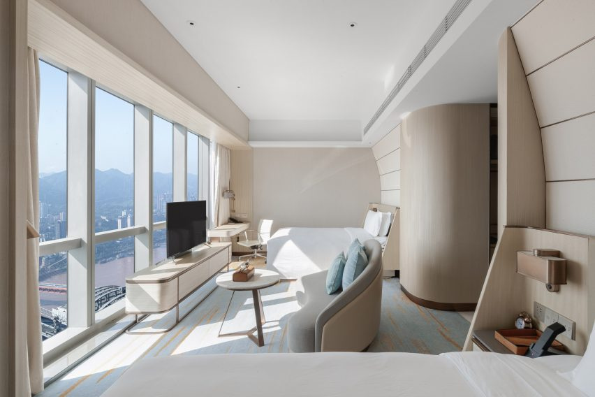 CL3 представляет интерьер Intercontinental Chongqing Raffles City, фото 6