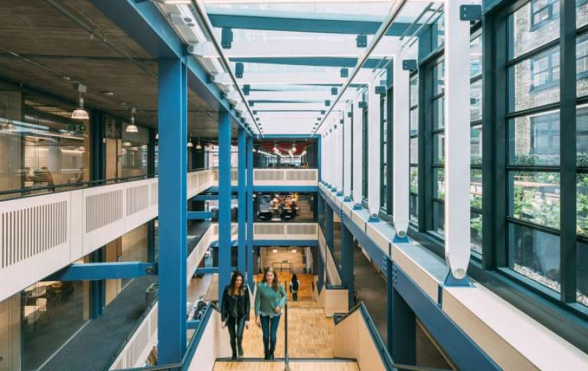 Rogers Stirk Harbour + Partners строит кампус LSE - фото