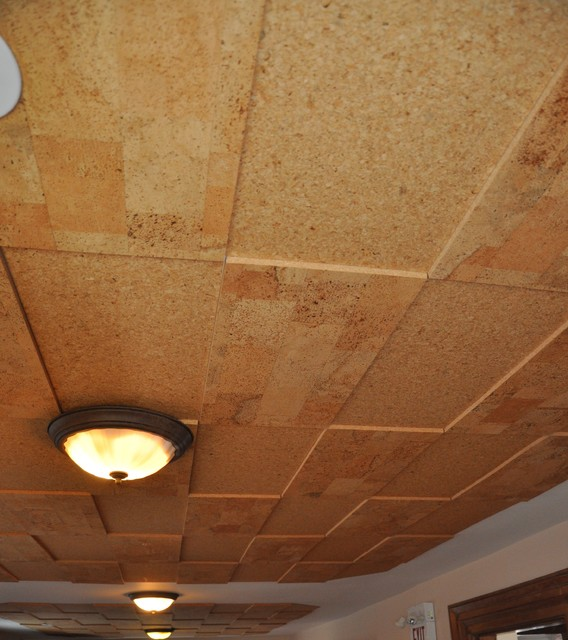 Drop ceiling tile alternatives